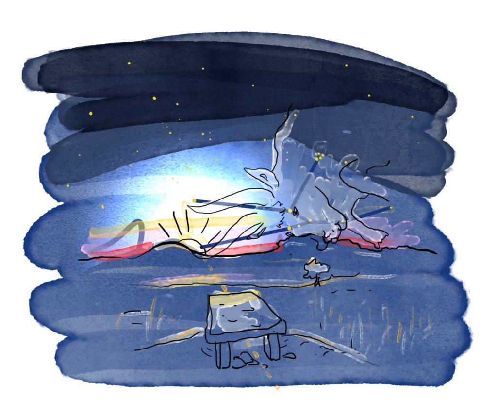 Levé héliaque constellation du taureau Mégalithes géobiologie, géobiologue