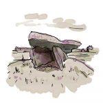 Le carré de Bezonnes : deux mégalithes en Aveyron